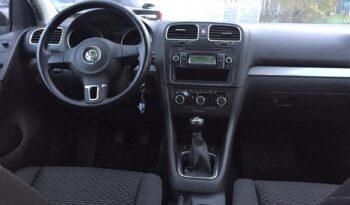 VW Golf 6 1,6 TDI BMT Bussiness, samo 139.000 km full